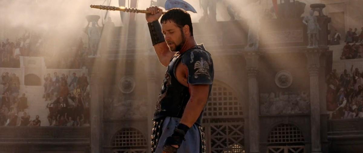 The Success of Gladiator