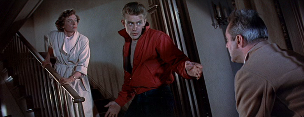 a movie analysis of rebel without a cause But rebel without a cause was enormously influential at the time, a milestone  in the creation of new idea about young people.