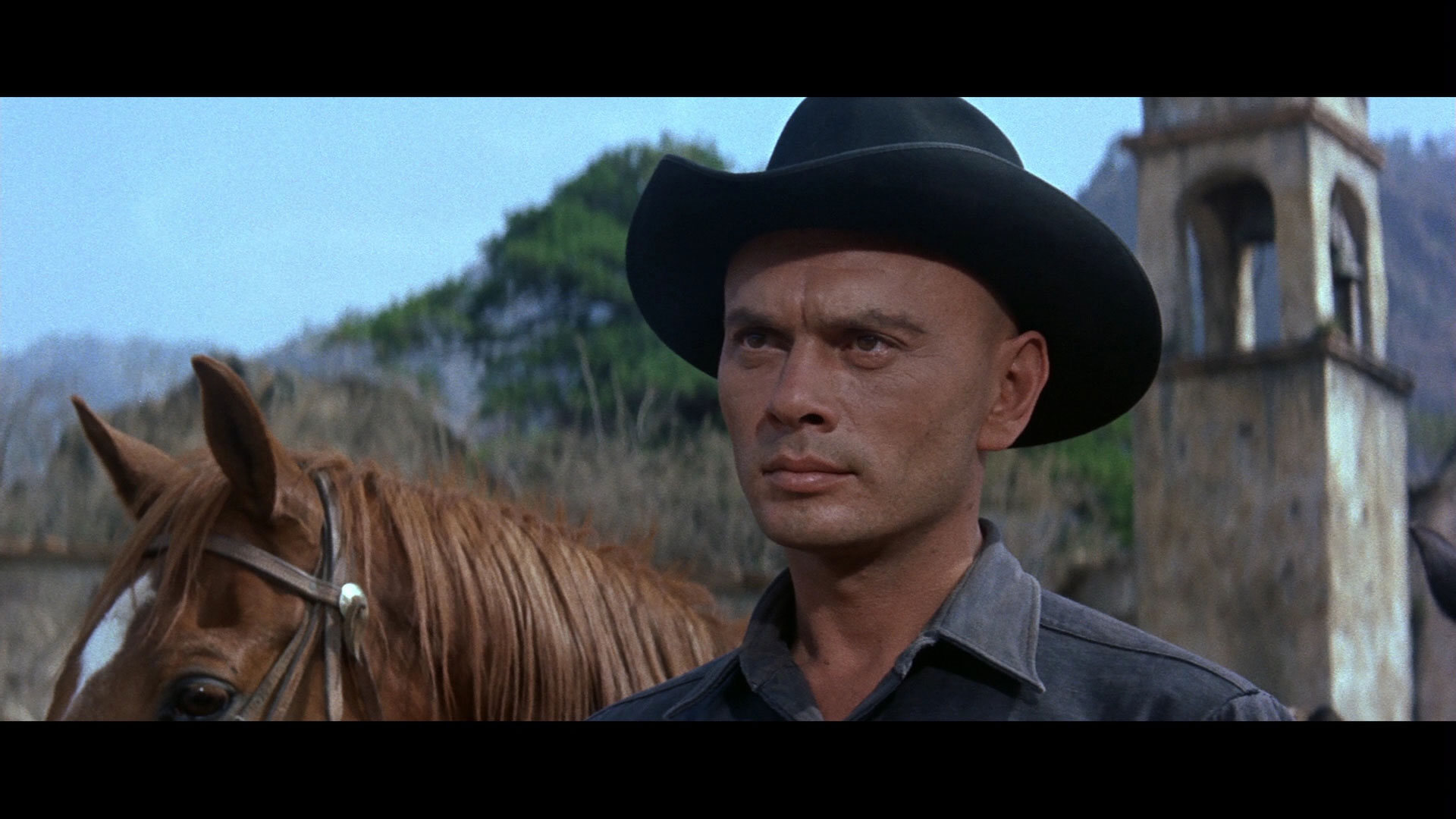 Column Yul Brynner The First Terminator A Film History